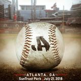 Jason Aldean Intro Mix Braves Stadium Atlanta Ga July 21st 2018 SunTrust Park