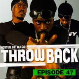 Throwback Radio #47 - Frequency X (Reggae/Dancehall)