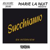 MAGNETIQUE NORD #1 - Marie la nuit w/ Succhiamo