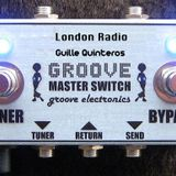 Guille Quinteros - Direct to Londo - London Radio Show