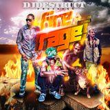 DJ DESTRUCT PRESENTS .....FIRE RAGE (2013 DANCEHALL MIX CD)
