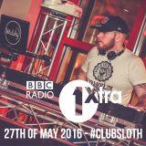 BBC 1Xtra #ClubSloth | Hip-Hop & R'n'B | 27/05/16
