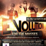 Evolution For the Masses - Depeche Mode Party
