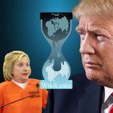 Rechts Praat Radio - Trump/Clinton Info Oorlog Explodeert