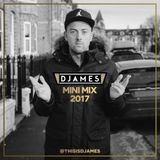 #DJamesMiniMix 2017 (140 hits in 35 minutes!) Hip Hop / R&B / Afrobashment