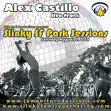Alex Castillo – Live at Slinky SF Park Sessions – 08.20.16