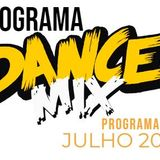 PROGRAMA - DANCE MIX - JULHO 2018 SEMANA 02