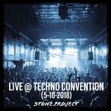 3tone.project - LIVE @ Techno Convention (05-10-2018)