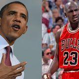 #dirtyClips: President Obama vs Michael Jordan