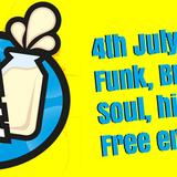 Full Fat @ Milk Bar (04.07.15)