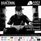 Electrik Playground 28/3/15 inc Afrojack Guest Session
