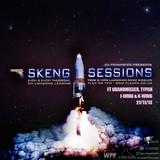 DJ Frampster B2B GrandMixxer FT Typah, J-Wing & K-Wing - Flex 99.7FM #skengsessions - (21/11/13)