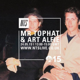 Mr Top Hat & Art Alfie (Farr Festival) - 24th May 2015