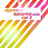 djgreedy - sunshine mix vol3