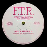 First Time Records - (Side A) Mix & Beeps 3