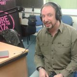 SONIC BANDWAGON ON PURE 107.8FM - THE 64TH ONE WITH DAVE EARLAM FROM THE RUBYS