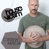 CRISTIAN MARCHI presents HOUSE VICTIM 052  [Podcast - Radio Show] April 2017 Mix