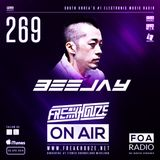 Freakhouze On Air 269 ● Beejay