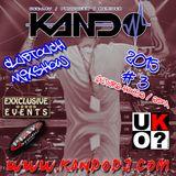 Clubtouch Mixshow 2015 #03 - Future House / EDM - 1 hour mix