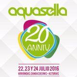 Carlos Chaparro - Aquasella 2016 [Carpa El Bosque][23-Julio][20 Aniversario]