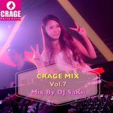 CRAGE MIX Vol.7 MIXED BY DJ SaKii