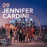 Jennifer Cardini Mayan Warrior Burning Man 2018