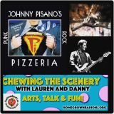 Johnny Pisano talks about his new record Johnny Pisano's Punk Rock Pizzeria 3/2/17
