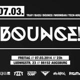 un:cut - Bounce Liveset 07.03.14