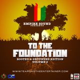 TO THE FOUNDATION VOL 5-TEARGAS.
