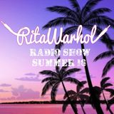 Rita Warhol - Radio Show Summer 2016.