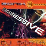 Sonik Progressive Volume 3