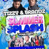 Summer Splash Foam Party 2018