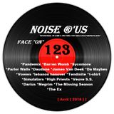 """Noise r'us # 123 """"face on"""" (Avril 2018)"""