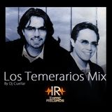 Los Temerarios Mix By Dj Cuellar - Impac Records