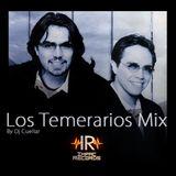 Los Temerarios Mix By Dj Cuellar - Impac Records
