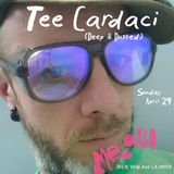 TEE CARDACI (DEEP & DUSTED) - LIVE AT MELODY