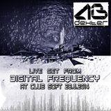 AB Dexter live @ Digital Frequency Club Soft 28.6.2014