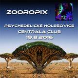 Zooropix @ Psychedelicke Holesovice - Centrala Club Prague 19.08.2016