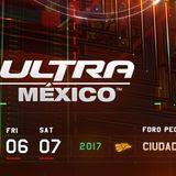 Dash Berlin - Live @ Ultra Mexico 2017 (Ciudad De Mexico) - 07.10.2017