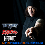 "Steve ""Zetro"" Souza (Exodus, Hatriot, Testament, etc.)"