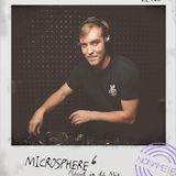 podcast Microsphere #5 by Sergey Placid (radio NONAME.FM)