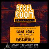 Richie Bones - Dub to Jungle en La Rebel Room Sessions