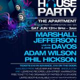 A Very Important House Party - DJ Phil Hickson 13.6.2015