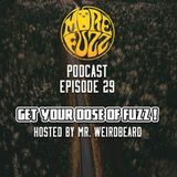 More Fuzz Podcast - Episode 29