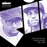 Original Junglist link up with DJ Ron and Liondub on Rinse FM