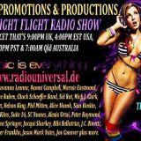 The Night Flight Radio Show January 8th 2016