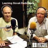 Learning Slovak - English Language Corner