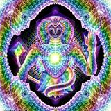 ASH & DJ LAPSE & DJ WAVEFORCE - MYSTICAL VOYAGERS VISIONARY SHAMANICS SHOW - 3/17