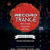 Flekor - Live @ Record Trance Nights (Sala Mytho, Bilbao) (07-04-2017)