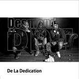 DJ DDT - De La Dedication
